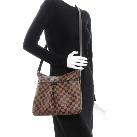 7e4d20c0a348 Louis Vuitton Handbags - LOUIS VUITTON Damier Ebene Bloomsbury PM